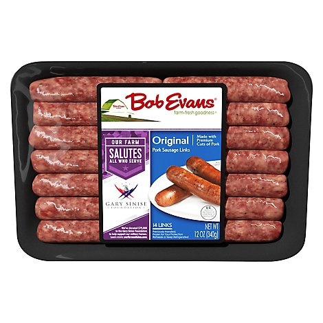 Bob Evans Breakfast Sausage Links - 12 Oz