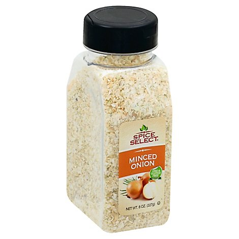 Spice Select Minced Onion - 8 Oz