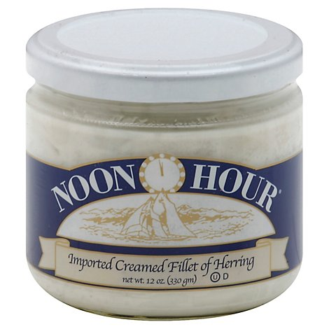 Noon Hour Herring Cream - 12 Oz