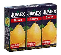 Jumex Mini Guava - 3 Count