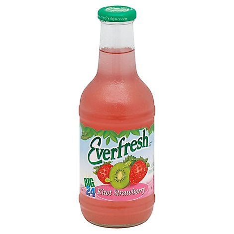 Everfresh Juice Blend Kiwi Strawberry - 24 Fl. Oz.