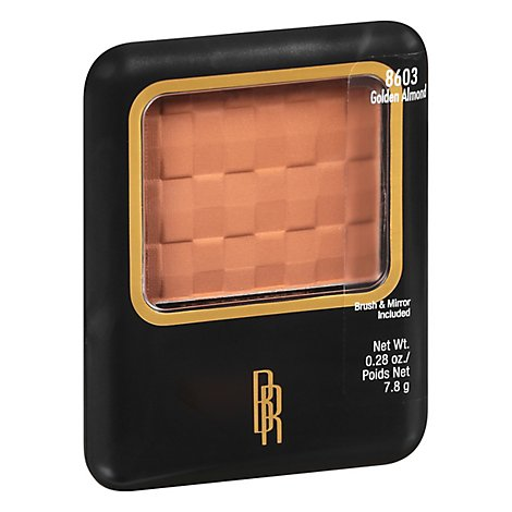 Black Radiance Pressed Powder Gldn Almd - Each