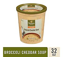 Panera Broccolli Cheddar Soup - 32 oz.