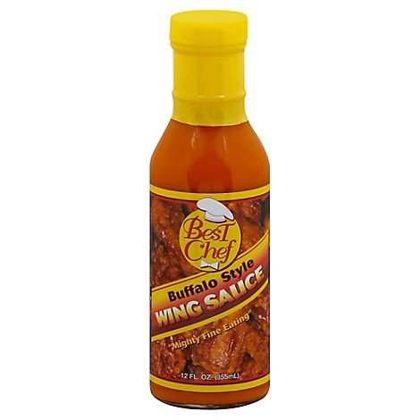 Best Chef Wing Sauce - 12 Oz