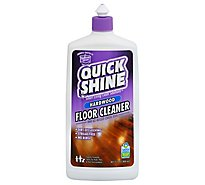 Quick Shine Hardwood Cleaner - 27 Oz