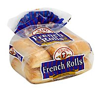 Turano Rolls French - 16 Oz