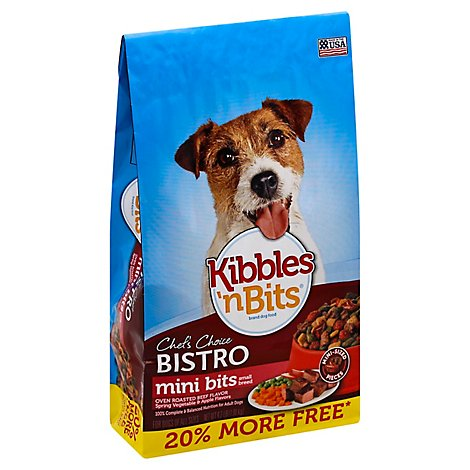 Kibbles And Bits Beefy Bits - 4.2 Lb