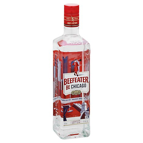 Beefeater Gin Chicago Lto 94 Proof - 750 Ml