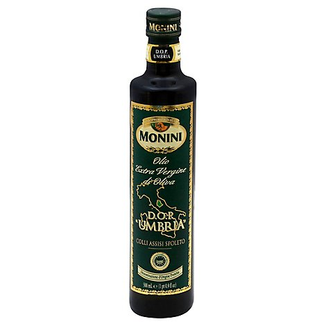 Monini Oil Olive Extra Virgin DOP Umbria - 16.9 Oz