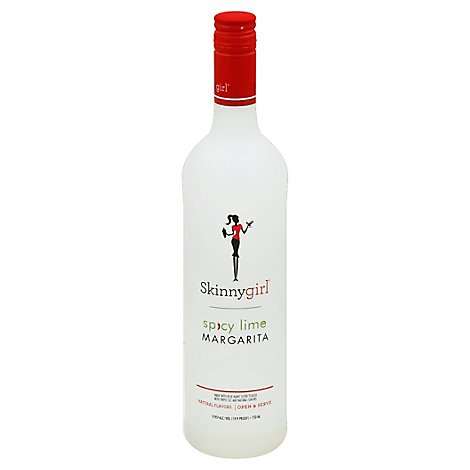 Skinny Girl Cktail Margarita Lime Spicy - 750 Ml