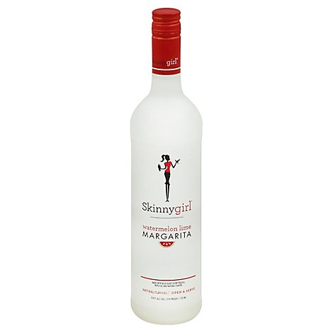 Skinny Girl Watermelon Lime - 750 Ml