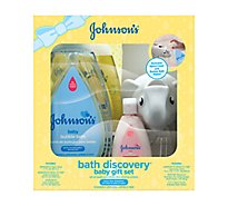 Johnsons Bath Discovery Baby Gift Set - Each