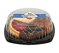 Elis Best Of Sampler Cheesecake 7 Inch - 22 Oz