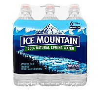 Ice Mt 6/700 Ml - 6-23.7 Fl. Oz.