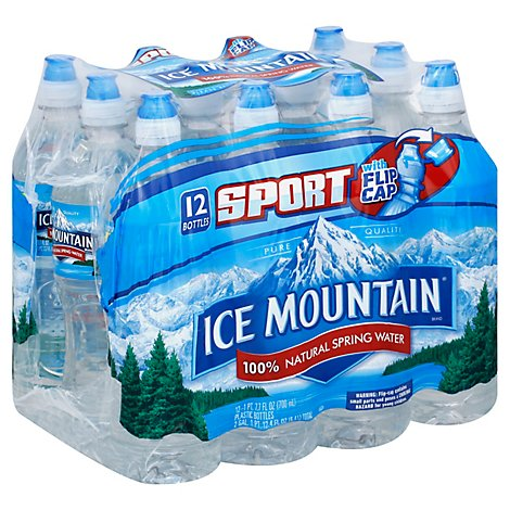Ice Mountain Sport - 284 Fl. Oz.
