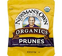 Newmans Own Prunes Organic - 6 Oz
