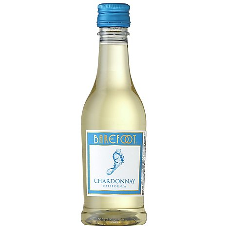 Barefoot Cellars Chardonnay White Wine - 187 Ml