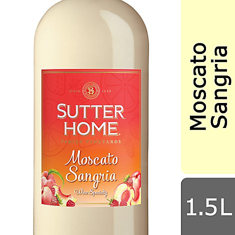 Sutter Home Moscato Sangria - 1.5 Liter