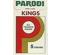 Parodi Kings Pack 5 - 5 Count