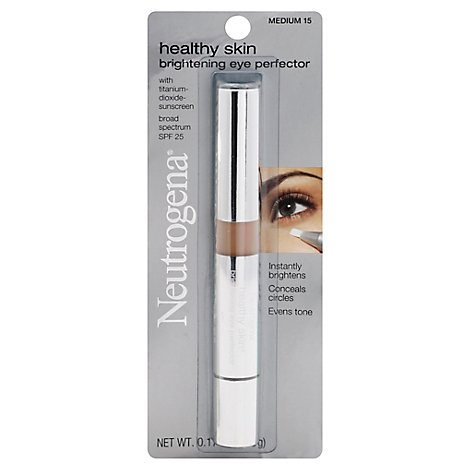 Neut Hlth Skn Brt Eye Per MD - .17 Oz
