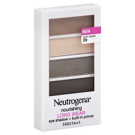 Neu Nourish Long Wr Ft Taupe - .24 Oz