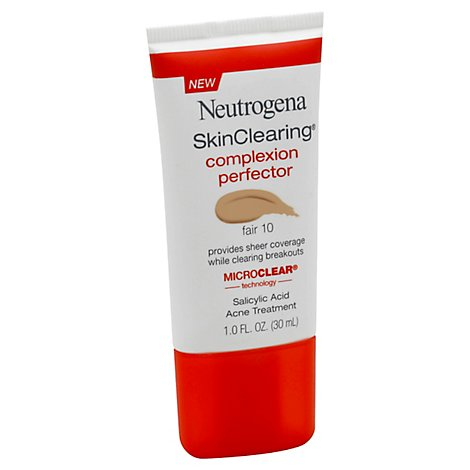 Neutrogena Skincolor Complexion Perfect Fair - 1 Oz