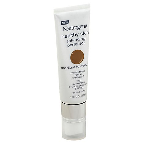 Neutrogena Healthy Skin Bb Foundation Medium Deep 1 Oz - 1 Oz