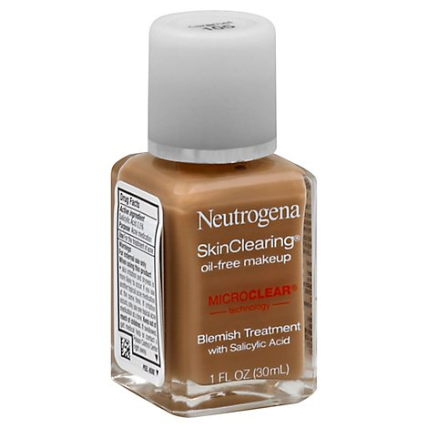 Neutrogena Liquid Makeup Caramel 1floz - 1 Fl. Oz.