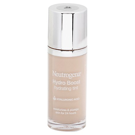 Neutrogena Hydro Boost Hydrating Tint In Nude - 1 Fl. Oz.