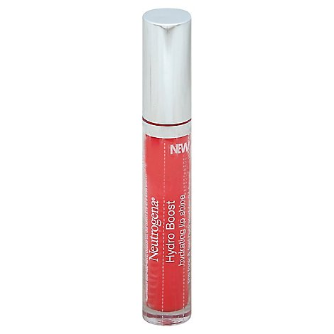 Neutrogena Moistureshine Lip Gloss Coral - .1 Oz