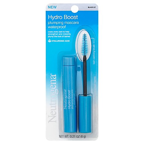 Neutragena Hydroboost Mascara Wp Black - .21 Oz
