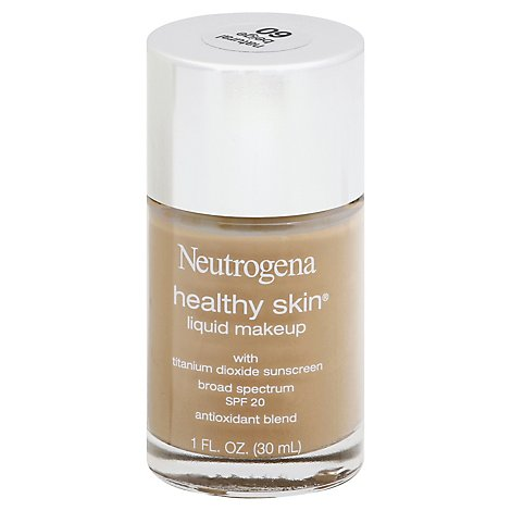 Neutrogena Healthy Skin Foundation Liquid 60 Natural Beige - 1 Fl. Oz.