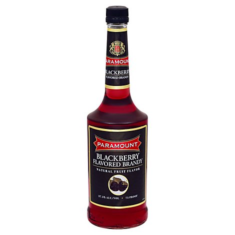 Paramount Brandy Blackberry - 750 Ml