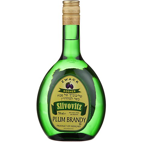 Zwack Hungarian Slivovitz - 750 Ml