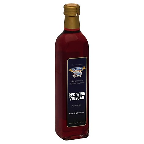Racconto Red Wine Vinegar - 17 Oz