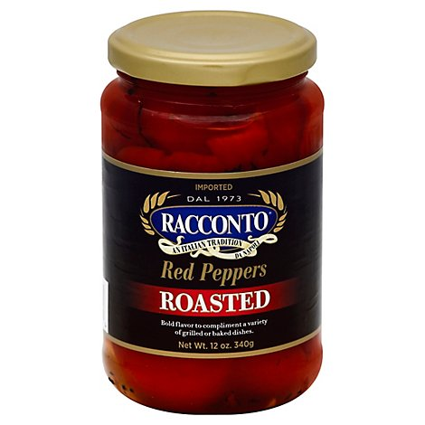 Racconto Red Peppers - 12 Oz