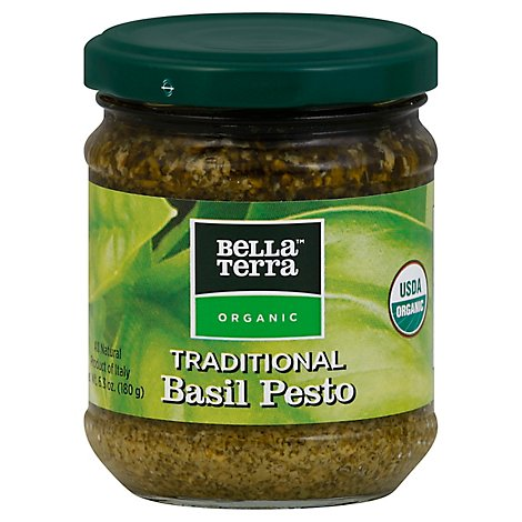 Bella Terra Pesto Garlic - 6.3 Oz