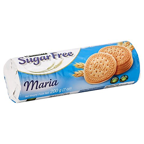 Gullon Sugar Free Maria Cookies 7.05 Oz - 7.05 Oz