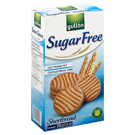 Gullon Sugar Free Shortbread 11.6 Oz - 11.6 Oz