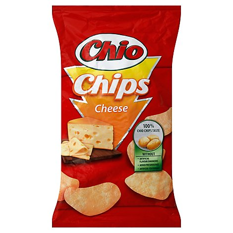 Chio Cheese Potato Chips - 6.17Oz
