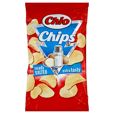 Chio Regular Potato Chips - 6.17Oz