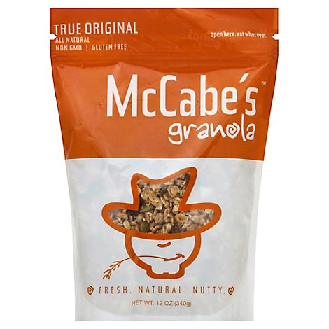 McCabes True Original Granola - 12 Oz