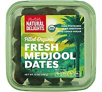 Bard Valley Dates Pitted Organic - 12 Oz
