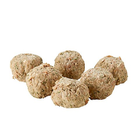 Meat Counter Beef Meatball Seasoned - 0.75 LB