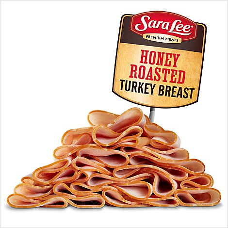 Sara Lee Pre Sliced Honey Turkey - 0.50 Lb
