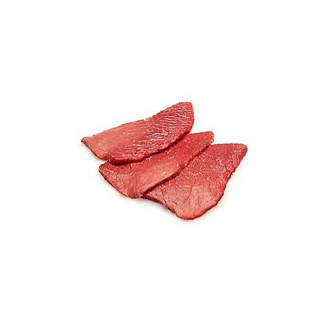 Meat Counter Beef USDA Choice Sirloin Tip Sandwich Steak Value Pack - 1.50 LB
