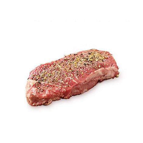 Meat Counter Beef USDA Choice Round Pepper Steak - 0.75 LB