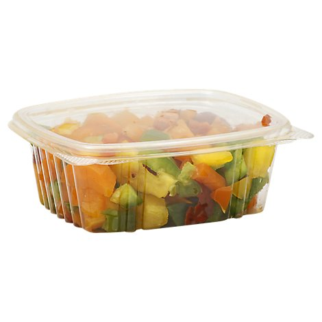 Mixed Peppers Diced - 10 Oz