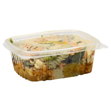 Rainbow Pasta Side Salad - 9.5 Oz
