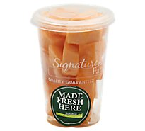 Cantaloupe Chunks - 9 Oz